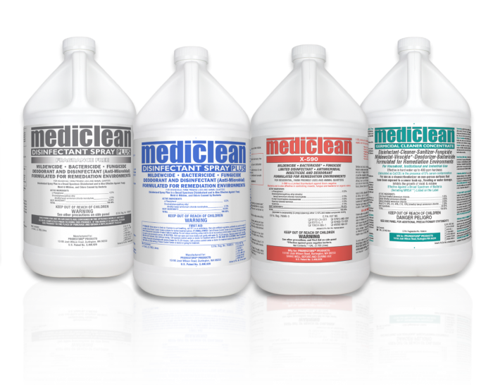 Microban Has A New Name Mediclean