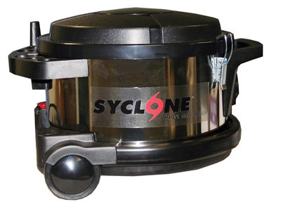 Syclone 4 Gallon HEPA Canister Vacuum
